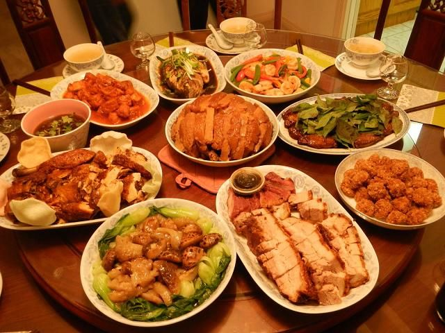 New Years Eve Dinner Party Menu Ideas Part - 33: For Chinese New Yearu0027s Eve Dinner Ideas
