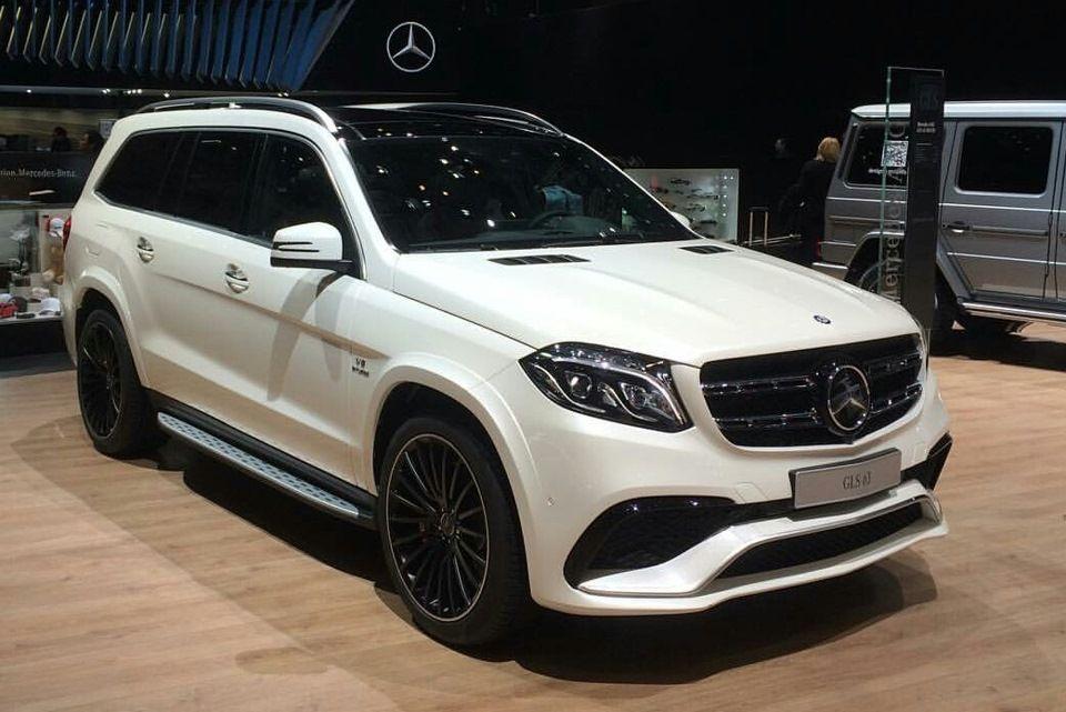 Mercedes Benz Gls 63 Amg Mercedes Benz Suv Benz Suv Mercedes Benz Gl