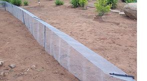 electric snake fence rattlesnake proof fence search garden 3540