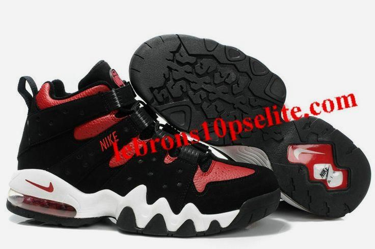 Nike Air Max2 CB '94 Black Varsity Red White | New