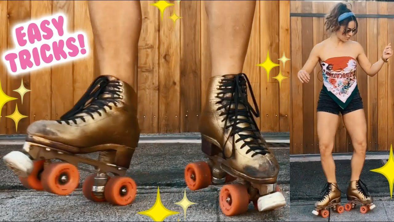 Beginner roller skate dance moves youtube in 2020