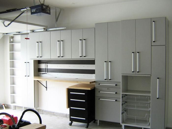 Garage Storage Solutions, California Closets Twin Cities