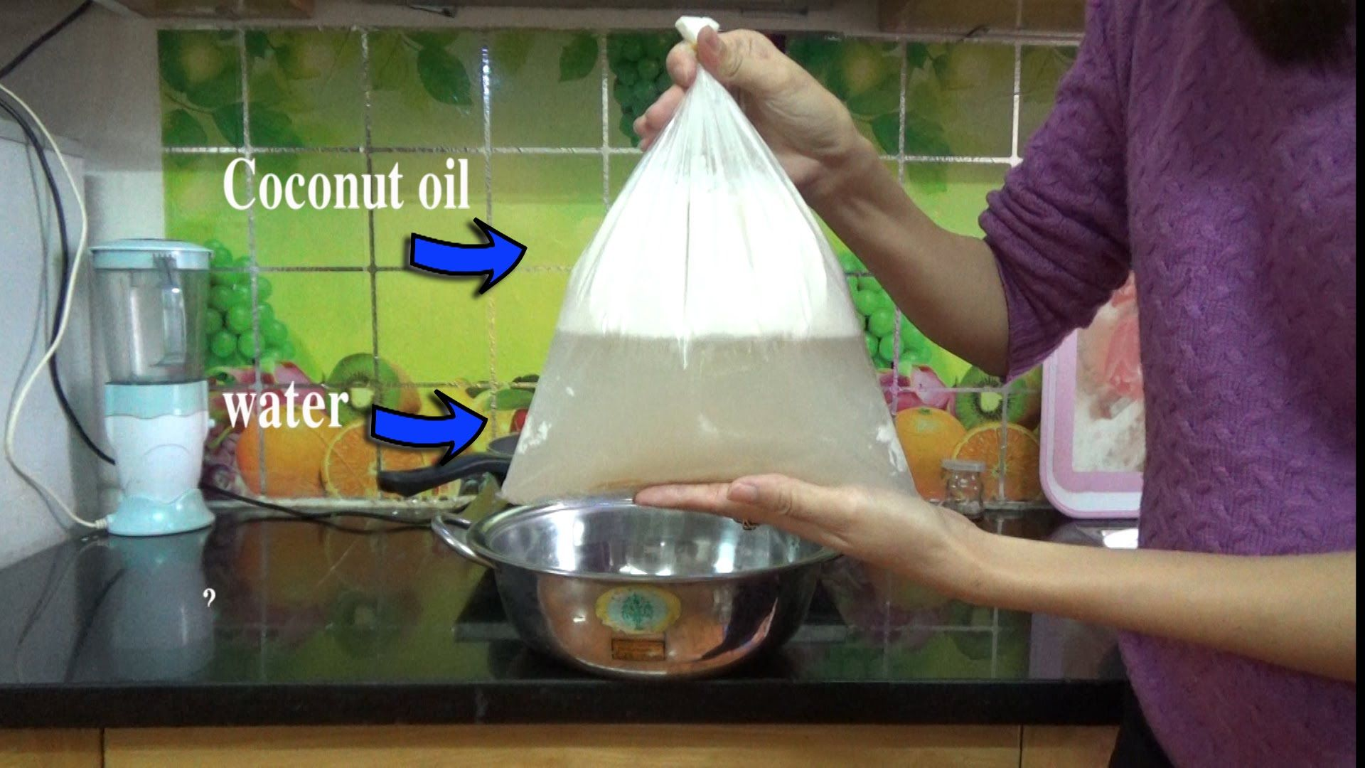 How To Make Coconut Oil In Your Home New Way Easiest Baking Soda Face Scrub Baking Soda Body Scrub Coconut Oil