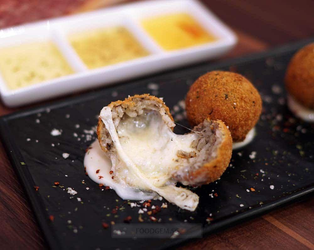 Positano Risto Hidden Halal Italian Cuisine In Bugis Foodgem Food Travel Food Italian Cuisine Italian Dishes
