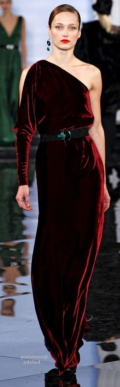 Ralph Lauren, Autumn/Winter 2011, Ready to Wear ...