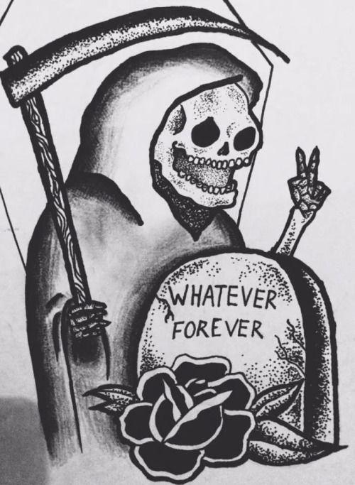 Pin By Devin Lewandowski On Fascination Street Tombstone Tattoo Coffin Tattoo Skeleton Tattoos