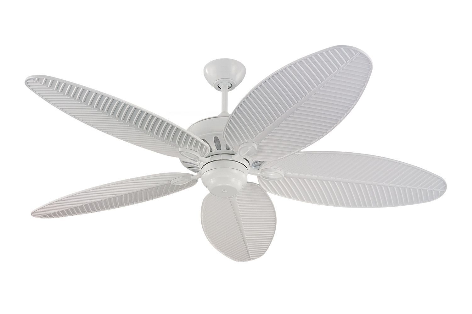 Monte Carlo 52 Cruise Outdoor Fan White Wet Rated Ceiling