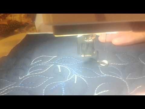 Gépi szabadtűzés: levelek - YouTube