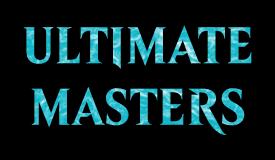 Ultimate Masters Logo Master Ultimate Mtg