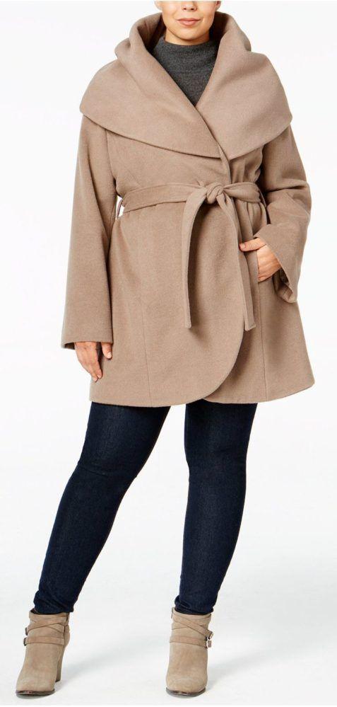 plus size prepossessing women's plus size winter coat: best ideas
