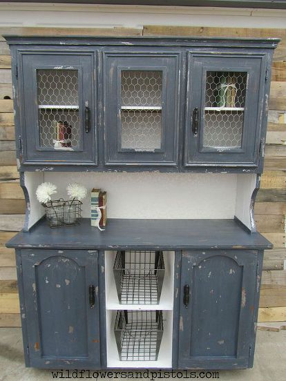 Rustic Glam Hutch images