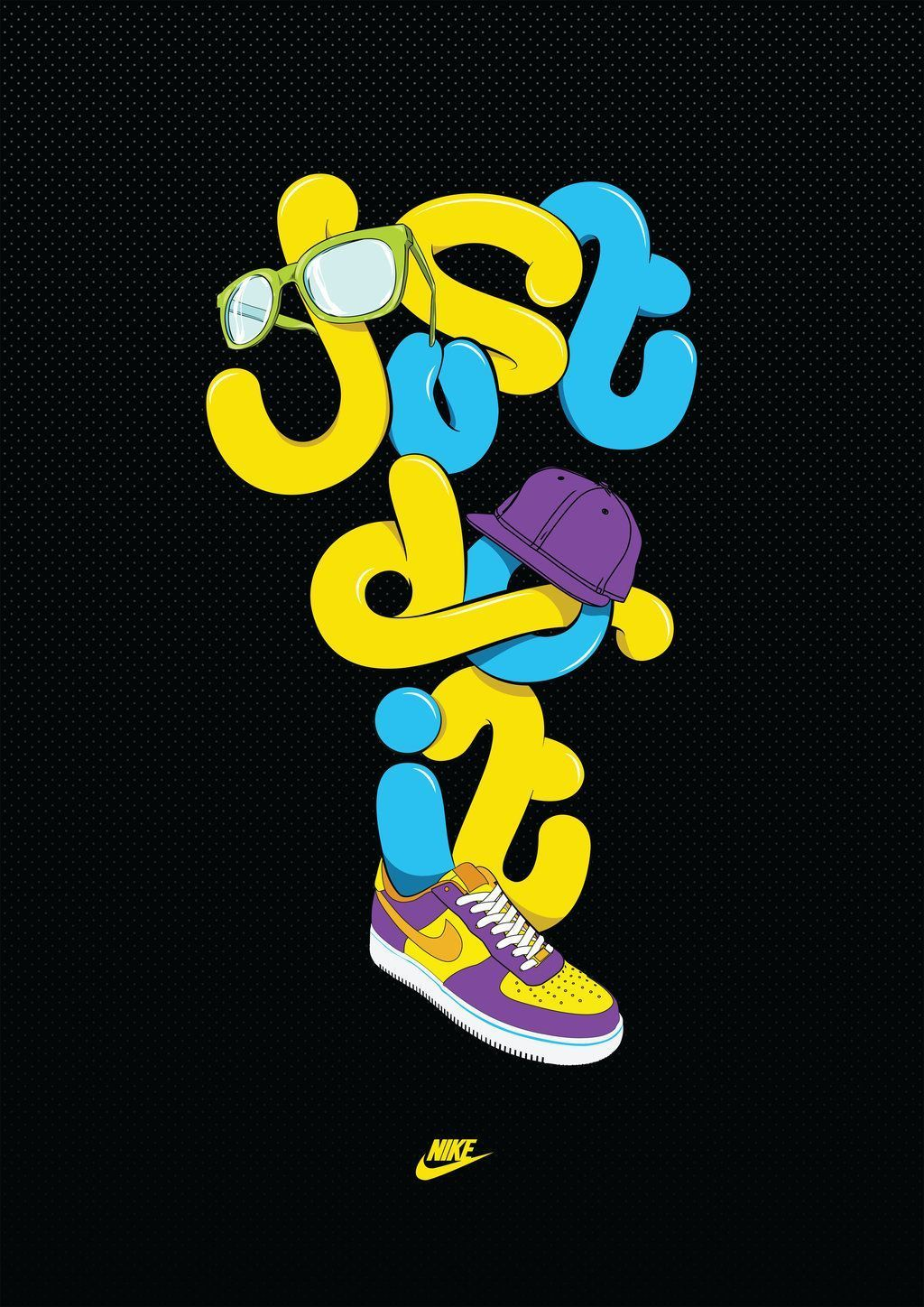 Just Do It Wallpapers, Live Wallpapers, Iphone Wallpapers, Desktop, Nike Poster,