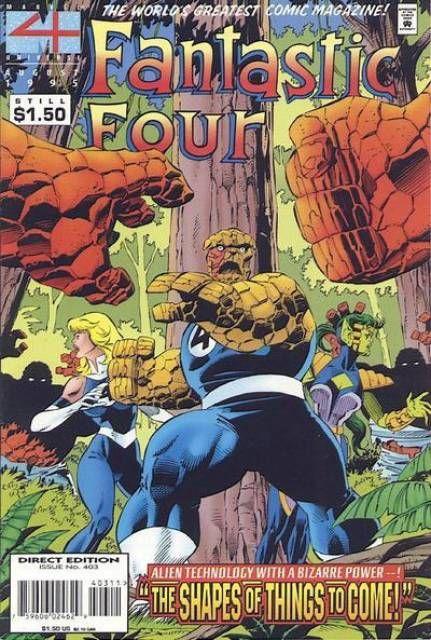 Fantastic Four Volume Comic Vine Fantastic Four Comics Mister Fantastic