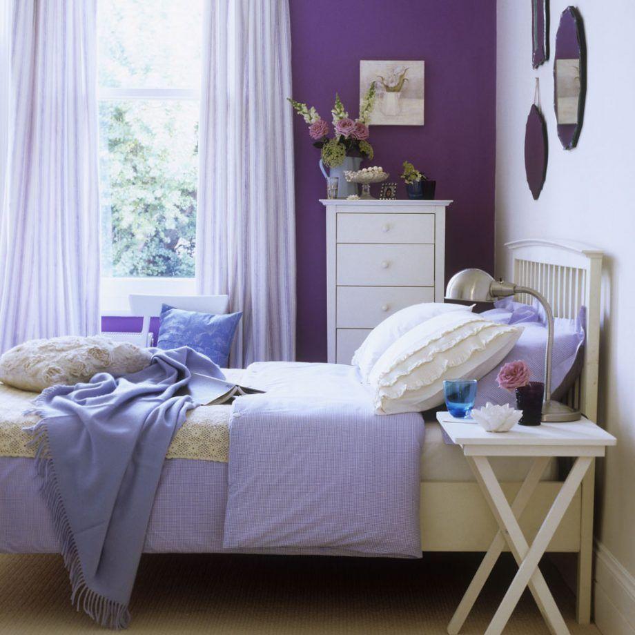 Purple Bedroom Ideas Purple Decor Ideas Purple Colour Scheme Purple Bedrooms Purple Bedroom Small Room Design Heather colour bedroom ideas
