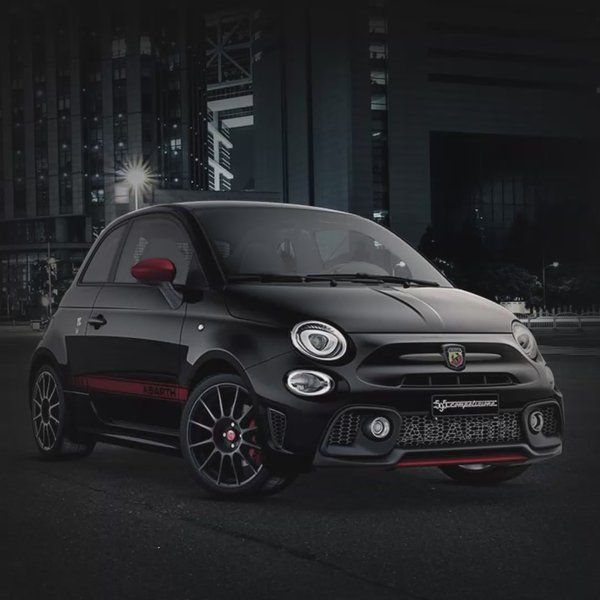 The Abarth 595 Competizione More Performance No Compromises