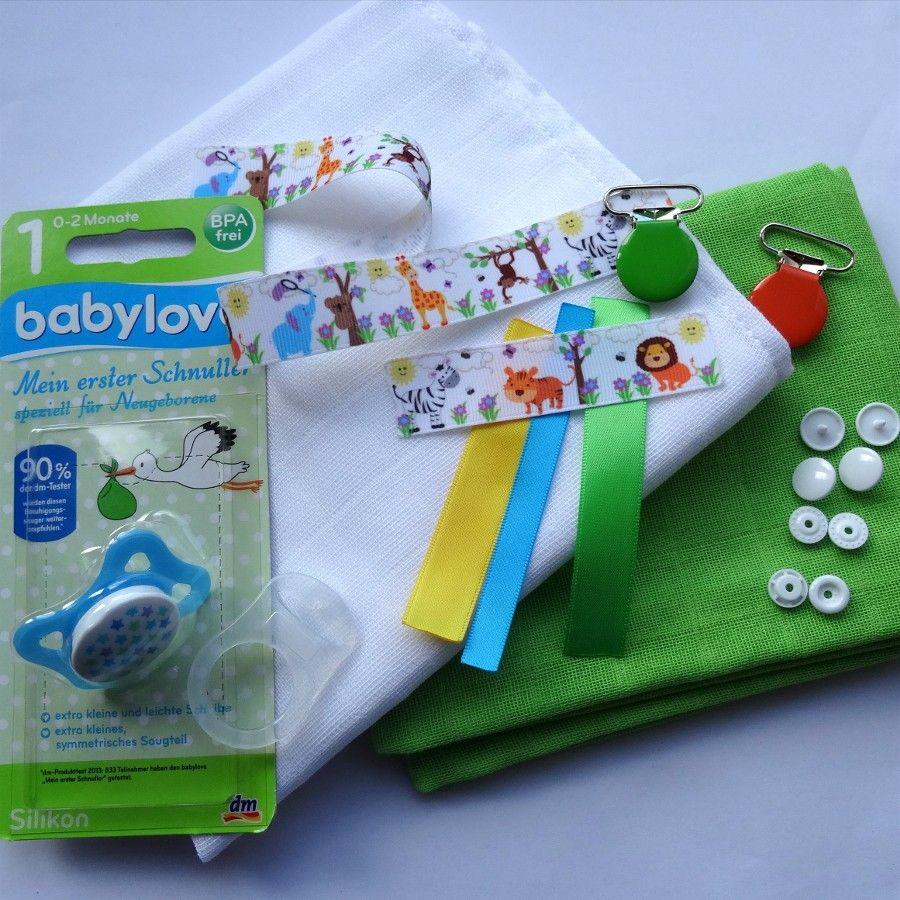 Kit cadeau de naissance - baby box PIKEBOU