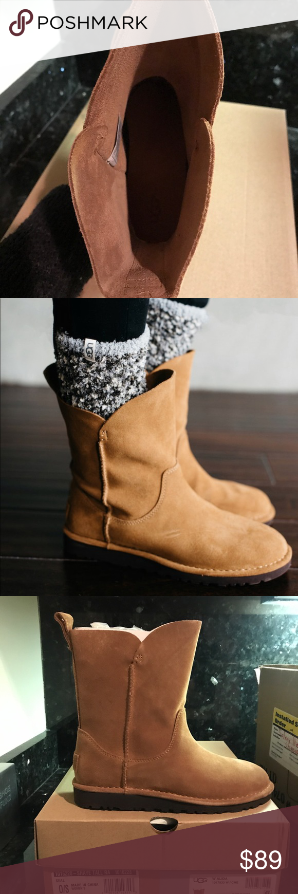 5a192c42c80 Ugg Alida boots; size 7 Perfect for sock lovers! Traditional Uggs ...