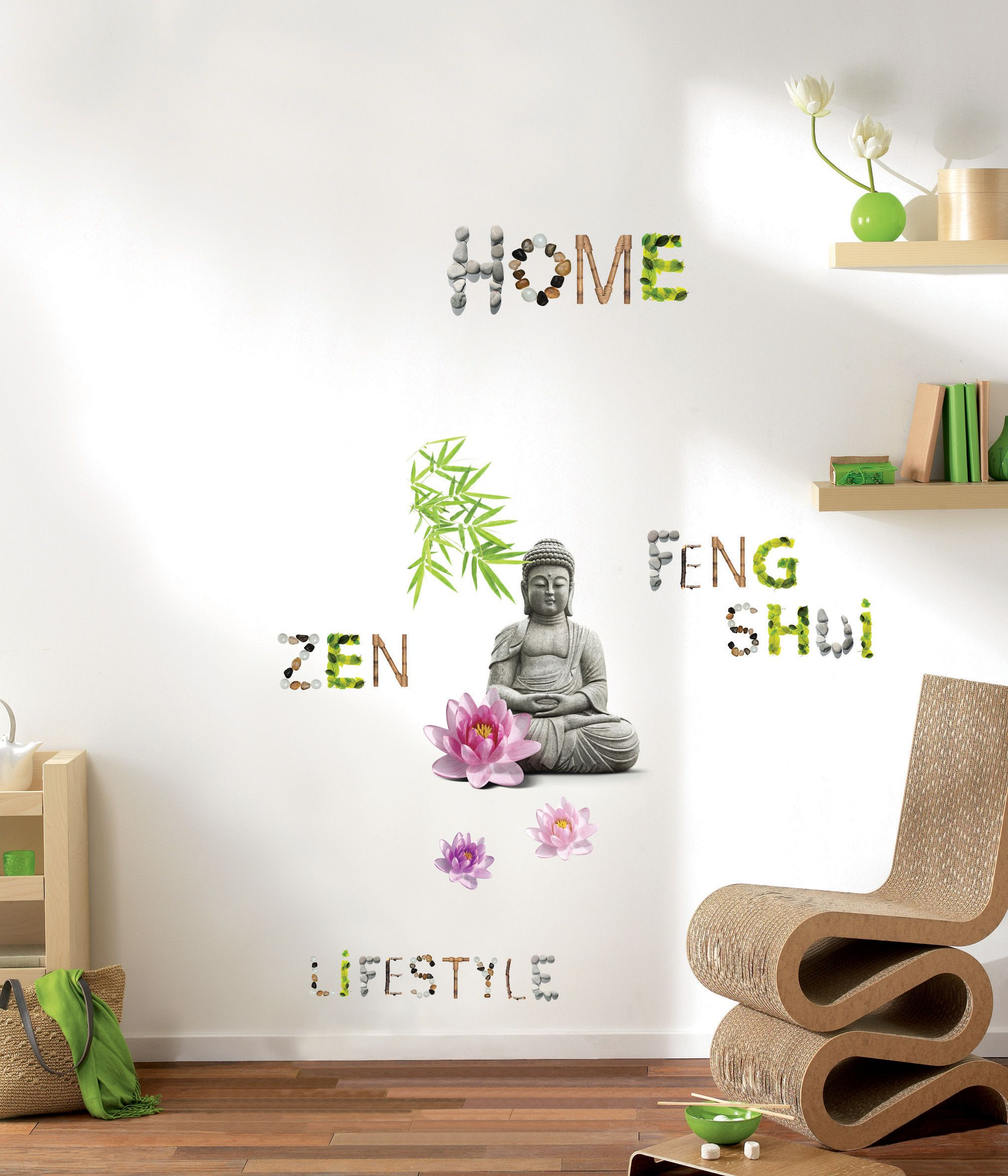 Collection : TRENDY STICKERS 2 / Feng Shui #Stickers #decoration ...