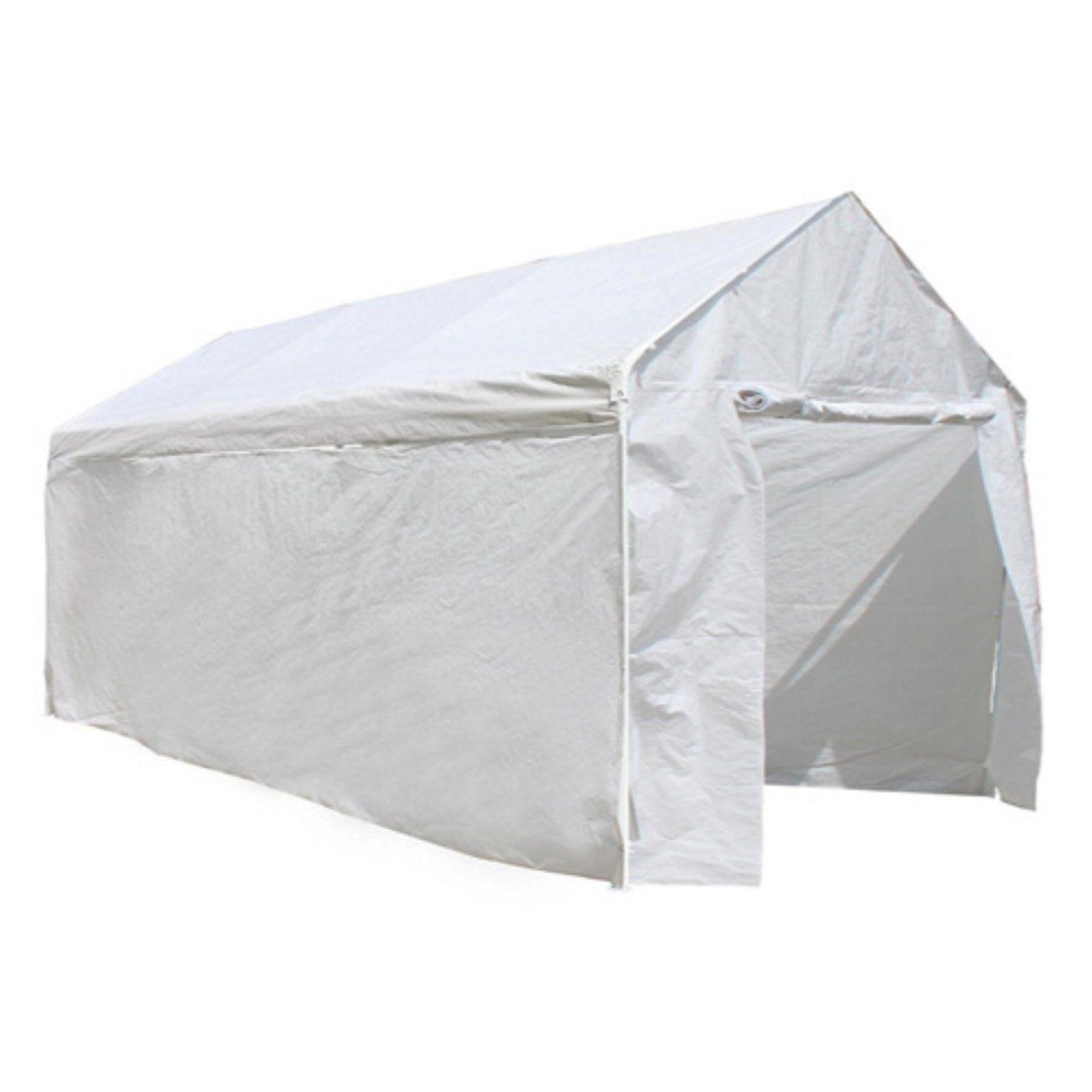 ALEKO 20 x 10 ft. Gazebo Carport Canopy Kit in 2019