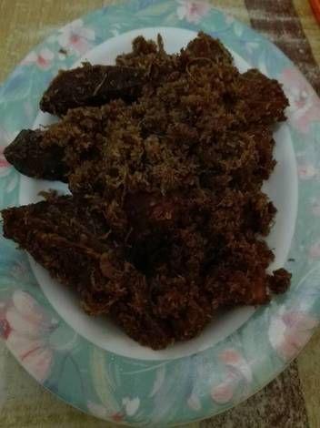 Resep Daging Serundeng : resep, daging, serundeng, Resep, Serundeng, Daging, Simple, Rumahan, Sapi,