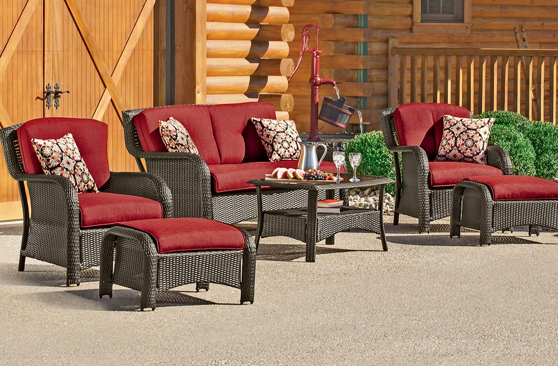 Best Love The Look Of Wicker Patio Seating Sets Outdoor 400 x 300