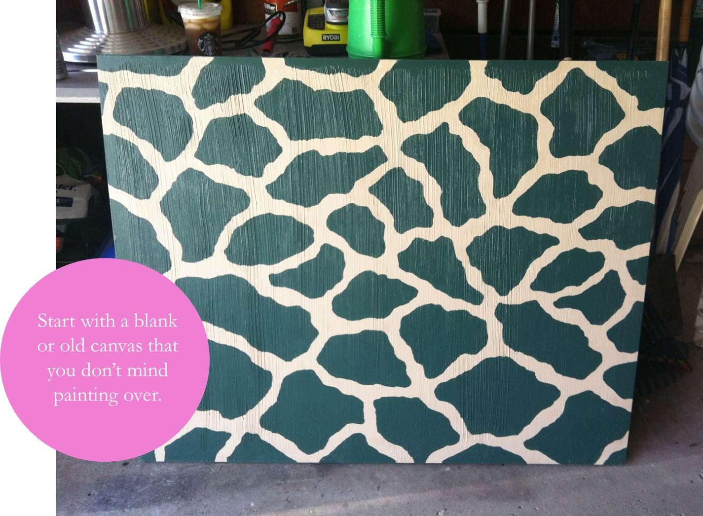 DIY Canvas Painting Must Try Six2eleven
