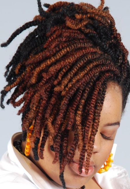 Two Strand Twists With Extensions 5 Hair Styles Stylish