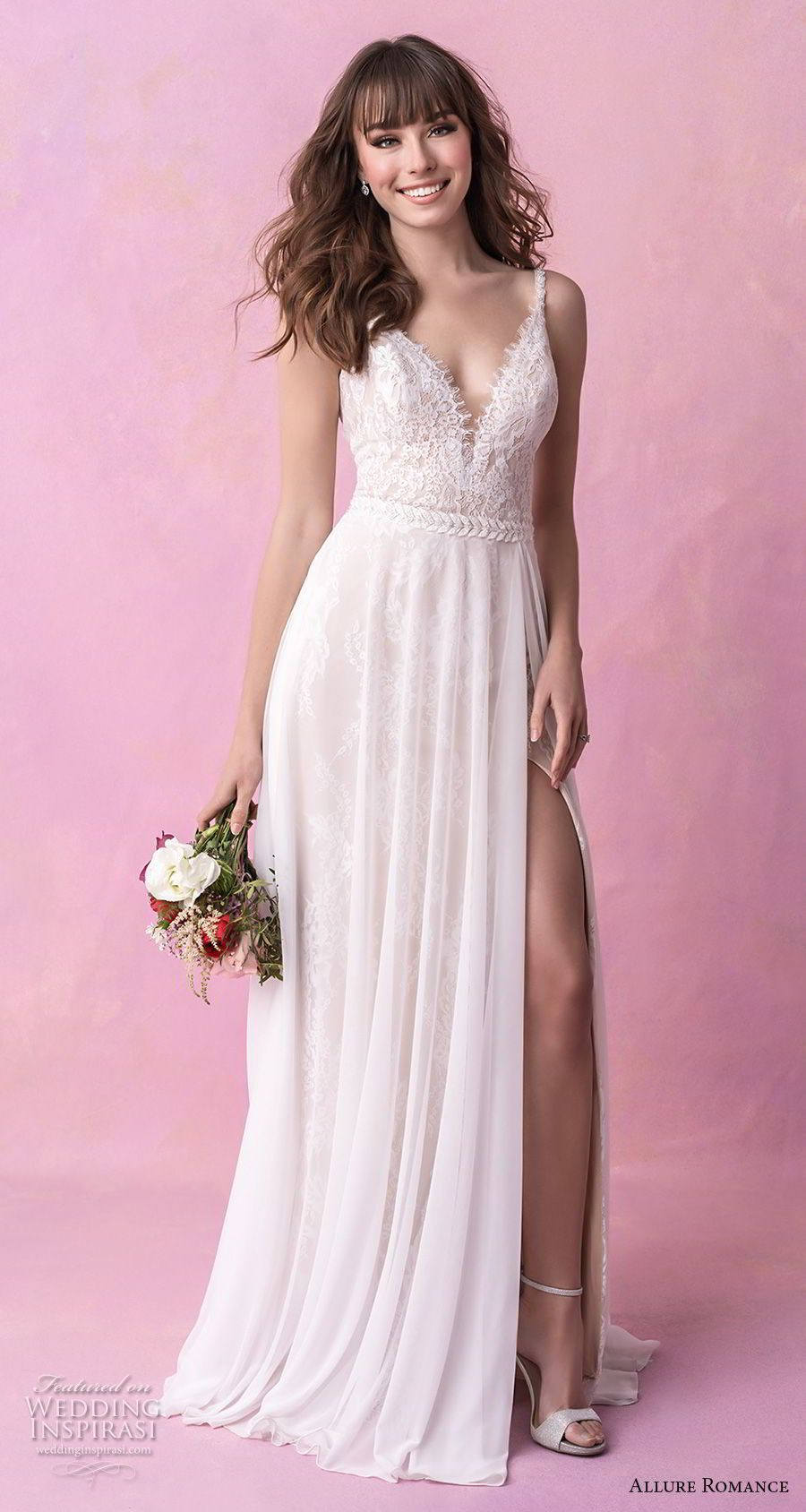 Allure Romance Fall 2018 Wedding Dresses | Pinterest | Vestidos de ...