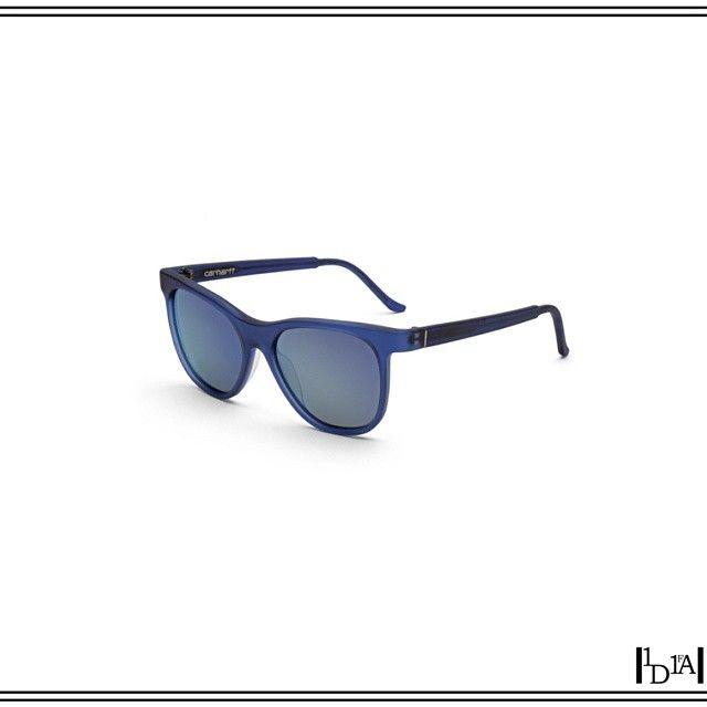 CARHARTT jaycee. Monochrome bleuté à matché ou pas / Monochromatic blue to match or not. 1d1fa