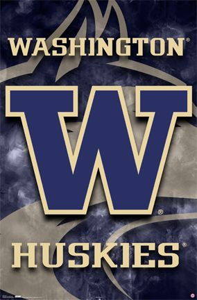 Washington Huskies Football University Of Washington Huskies