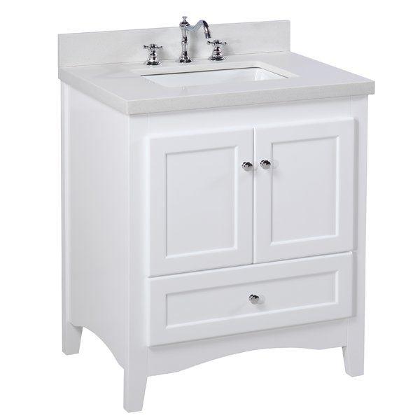 Abbey 30 Single Bathroom Vanity Set Reviews Birch Lane