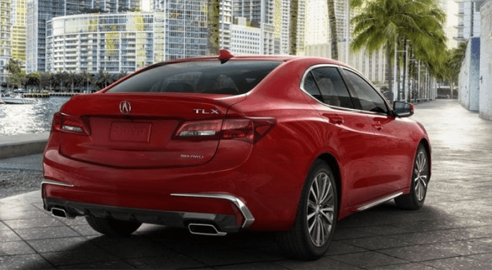 2020 Acura Tlx Redesign News Release Date Price Acura Tlx Acura Sedan Cars