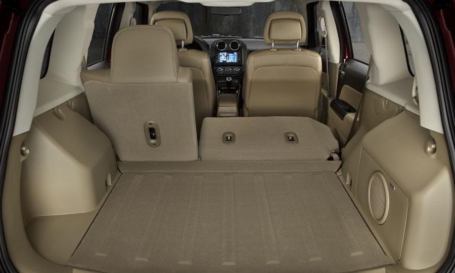 Interior Cargo · 2014 Jeep PatriotJeep ...