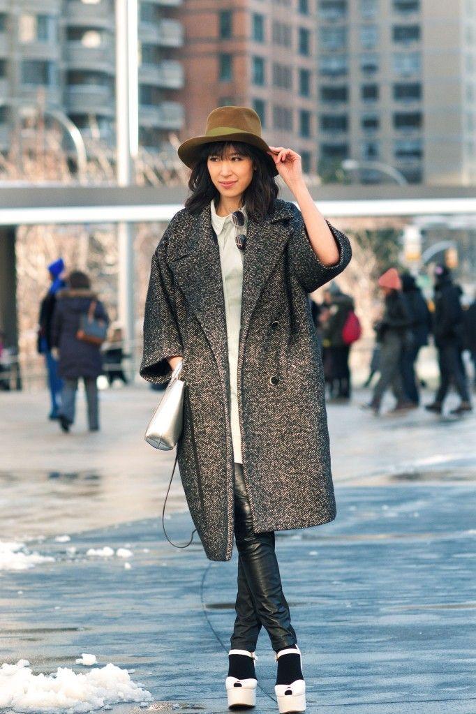 NYFW F/W13 Rachel Nguyen