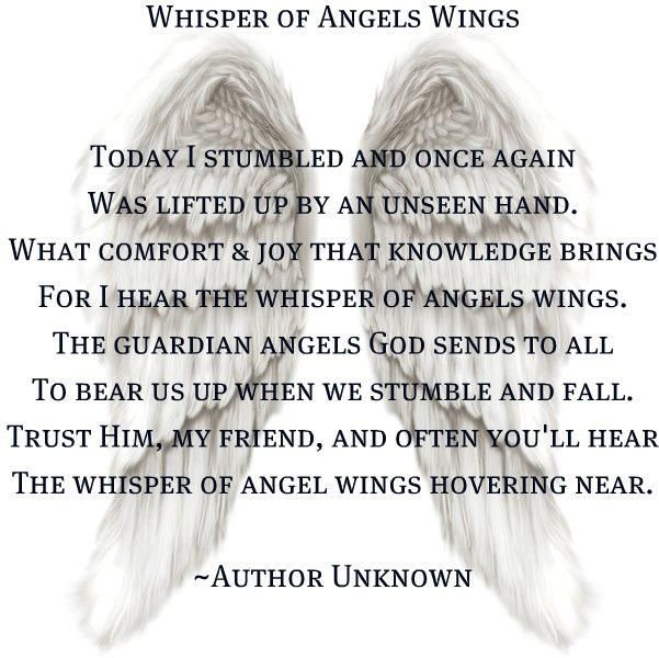WINGED (QUOTES) | Angel quotes, Angel, Angel prayers