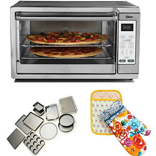 Hamilton Beach 31105hb Countertop Oven With Silver Black This