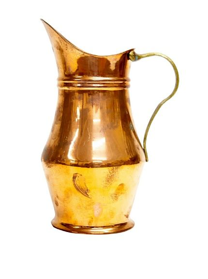 Vintage Copper Pitcher, c. 1900s, http://www.myhabit.com/redirect?url=http%3A%2F%2Fwww.myhabit.com%2F%3F%23page%3Dd%26dept%3Dhome%26sale%3DAUPFQ304GHYGD%26asin%3DB00CZ4OR6M%26cAsin%3DB00CZ4OR6M