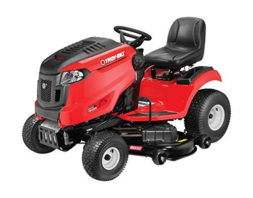 Troybilt Tb2350 23hp 724cc Foot Hydro Transmission 50inch Electric Start Lawn Tractor You Can Find Out More Detail Riding Lawn Mowers Lawn Mower Riding Mower