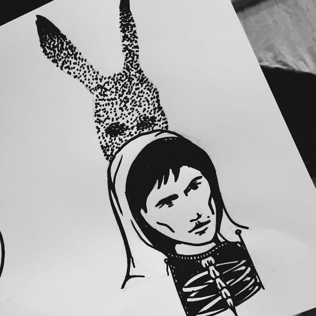 Donnie Darko design by Pastilliam Pastilliam DonnieDarko film popculture
