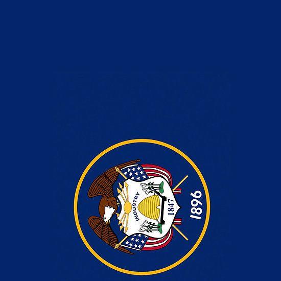 Smartphone Case - State Flag of Utah XI