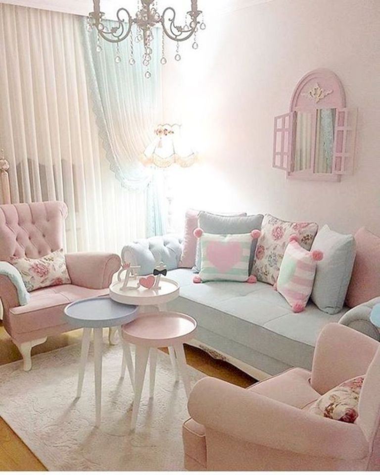 15 Shabby Chic Home Decoration Ideas To