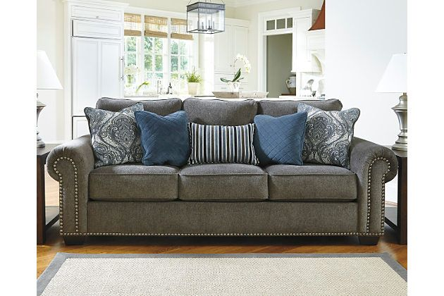 Best Charcoal Navasota Sofa View 1 Charcoal Kinlock Sofa View 400 x 300