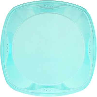 Colorful plates to go with colorful personalities. Solo Squared Ultra Colors plates are available in green and yellow.  sc 1 st  Pinterest & Solo® | Solo® Ultra Colors® Plastic Plates u2013 Products | Sherylu0027s ...
