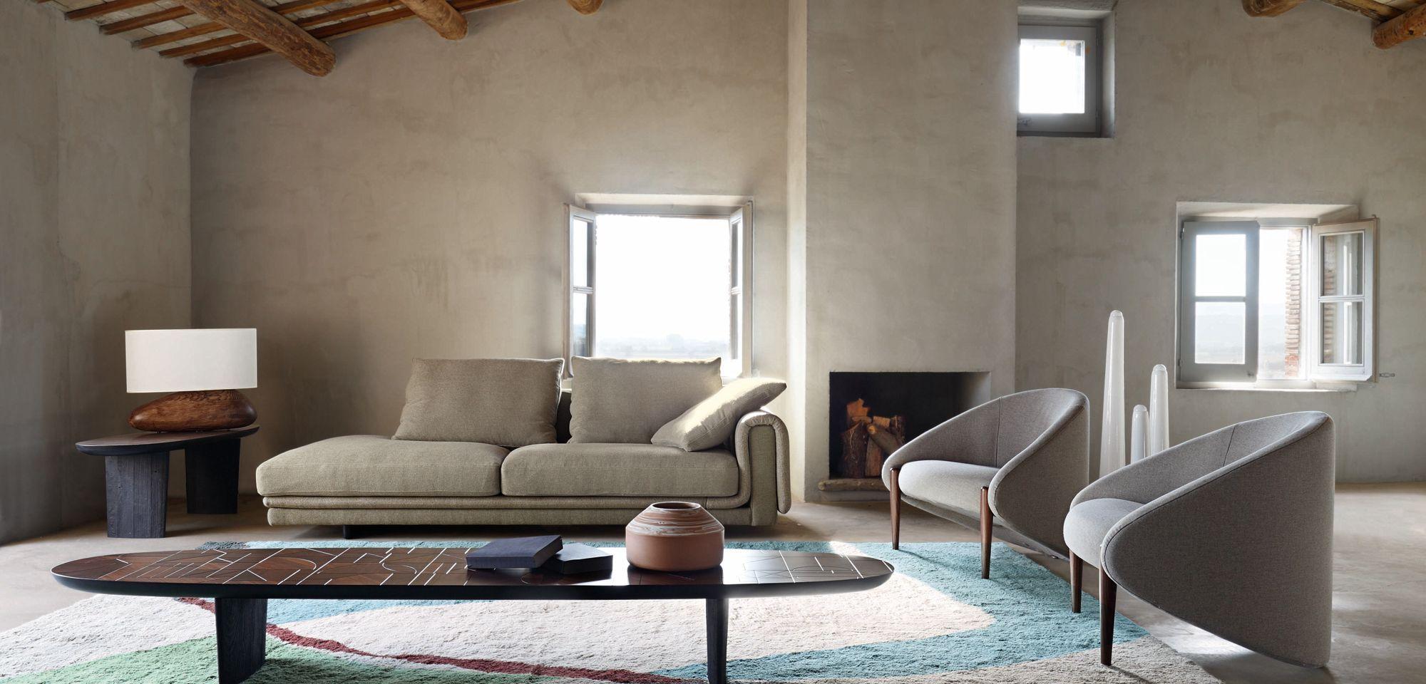 Nativ Designed By Raphael Navot Roche Bobois Living Room