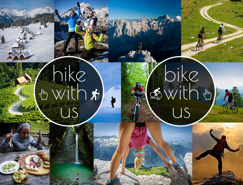 Here Are Our Guided Hiking Mountain Biking Tours In Slovenia