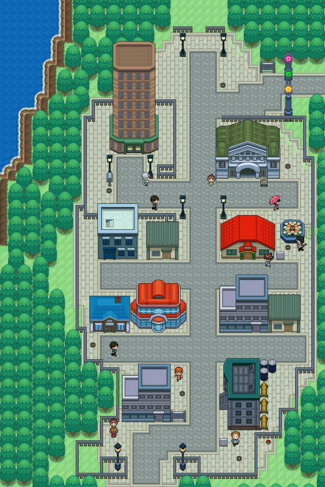 Pin by Rondie on Concepts Pixel art, Pokemon, 2d rpg