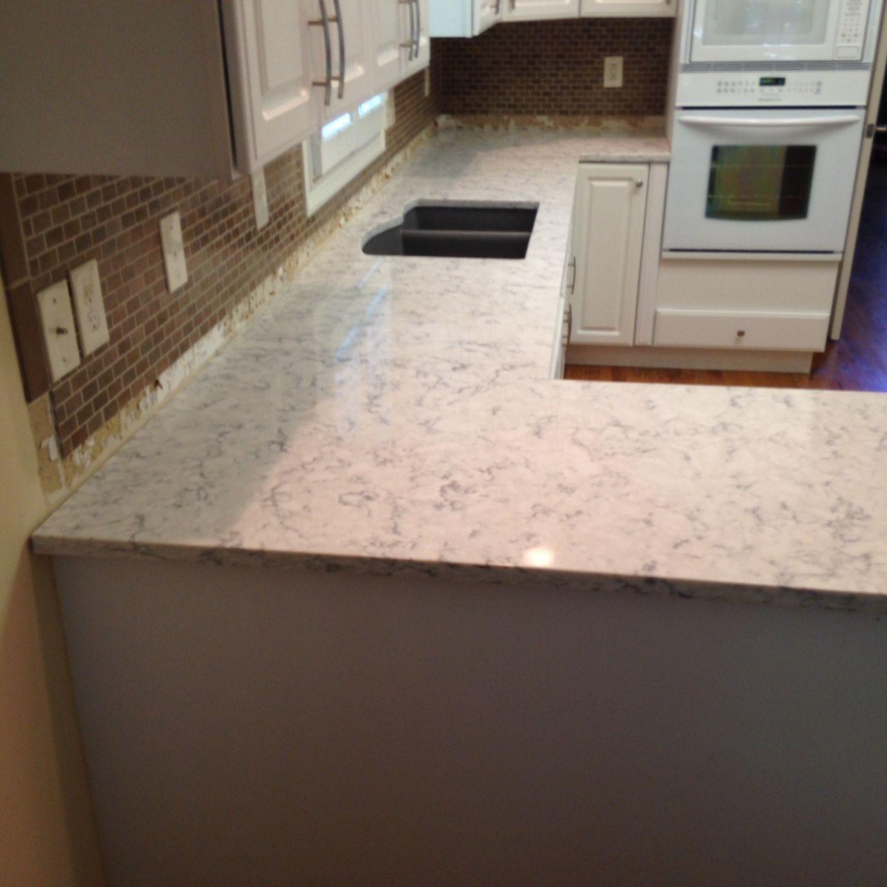 Superb Rococo LG Viatera Quartz Kitchen Countertop Install For The Purdy Family.  Knoxvilleu0027s Stone Interiors.