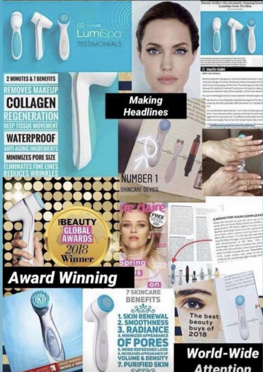 Lumispa Skin Care Devices Skin Care Benefits Face Products Skincare