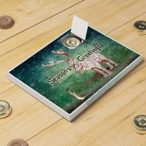 Oh My Deer~ | Chocolate Countdown Calendar