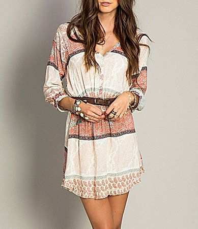 04322b3ef9e fashion style l spring   summer 2015 ONeillMiki  Dress Dillards l  cute casual  dress l fashion style
